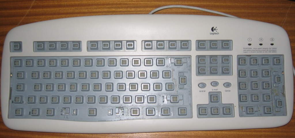 How To Clean A Dirty Keyboard